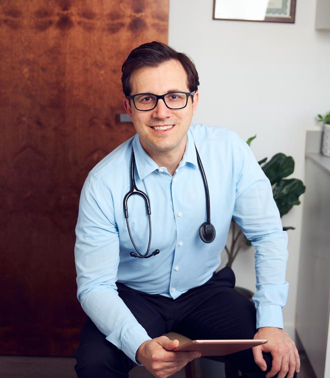 Dr. Gary Shlifer and the changing medical landscape.